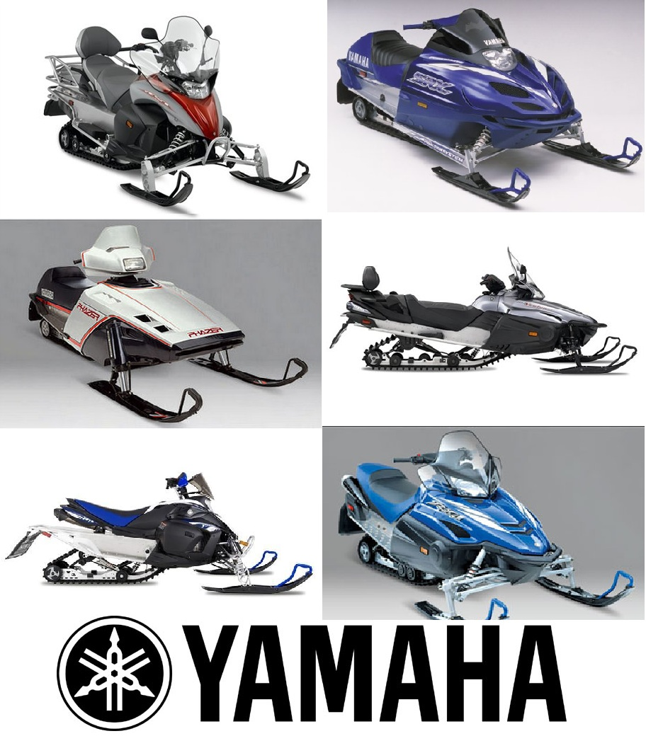 Thumbnail 1991 Yamaha EXCITER II / LE / Snowmobile Service  Repair Maintenance Overhaul Workshop Manual